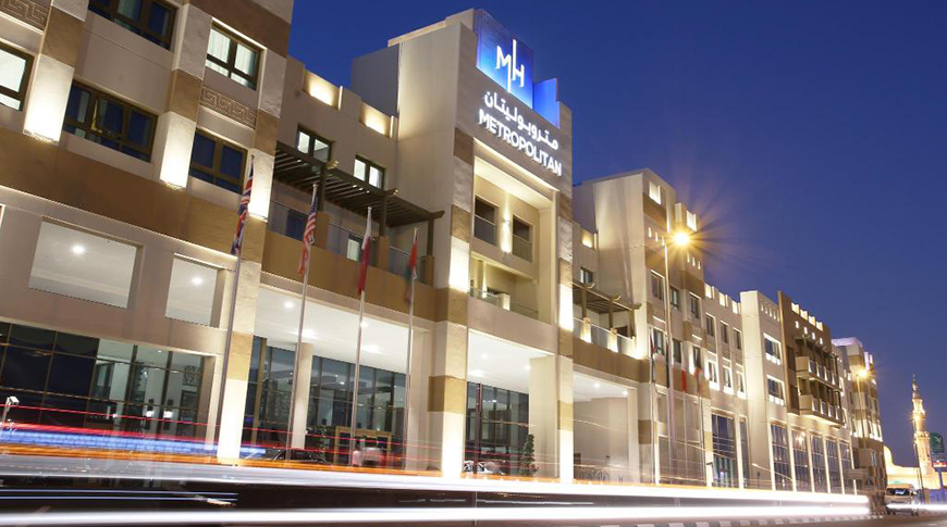 Metropolitan Hotel 1